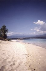 Insel Gili Air / Indonesien