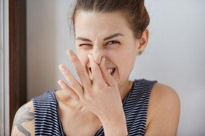 fette lesben stinken nach schwei?